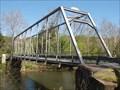 Image for Grimms Bridge Whipple truss - Columbiana Co, Ohio