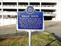 Image for Willie Dixon - Vicksburg, MS