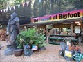 "Image for Souvenir Shop - ""Bigfoot In Mouth"" - Garberville, CA"
