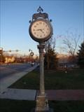 Image for Town Clock, Downtown  -  Sylvania, Ohio