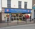 Image for Salvation Army Charity Shop, Bromsgrove, Worcestershire, England