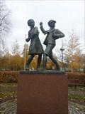 Image for Lumisota patsas - Lahti, Finland