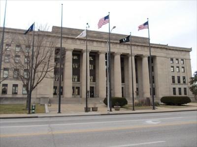 Wyandotte County Courthouse - Kansas City, Kansas