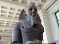 Image for Ramesses II & 4416 Ramses Asteroid  - London, England, UK