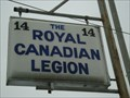 """Image for """"Royal Canadian Legion Branch No 14""""  - Rossland, British Columbia"""