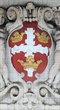 Image for Colchester Coat-of-Arms - High Street, Colchester, UK