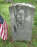Image for Joseph Kies - Dry Creek Cemetery, Fillmore Glen State Park, Moravia, NY