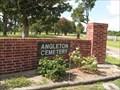 Image for Angleton Cemetery - Angleton, Texas