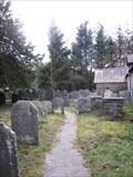 Image for Cemetery, St Tydechos Church, Mallwyd, Powys, Wales, UK
