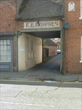 Image for F.E.Downes, Leominster, Herefordshire, England