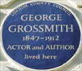 Image for George Grossmith - Dorset Square, London, UK