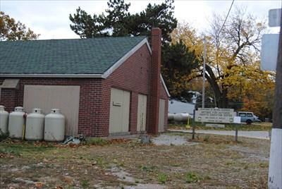 Historic fish hatchery aquatic education center put in for Fish hatchery ohio
