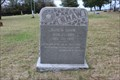 Image for Buren Shaw - Graham Point Cemetery - Hunt County, TX