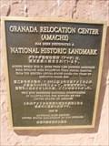 Image for Granada War Relocation Center - Granada, CO