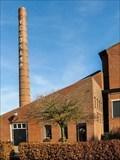 Image for Schoorsteen voormalige turfstrooiselfabriek Veldkamp - Schoonebeek, NL