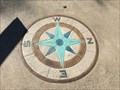 Image for William R. Hearst Memorial State Beach Compass - San Simeon, CA