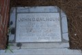 Image for John C. Calhoun - Pickens, SC, USA