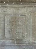 Image for Blason de Brest - Fontaine Monument aux morts américains - Tours, France