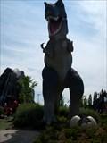 Image for Tyrannosaurus Rex - Dinosaur Adventures Golf - Niagara Falls, Ontario