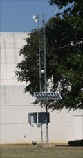 Image for Solar Powered Weather Station -- KTVT-TV, Fort Worth TX