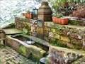 Image for Historischer Brunnen in Leonardshof/Hessen,historic fountain in Leonardshof/Hessen