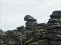Image for Hound Tor Balanced Rock - Dartmoor, England