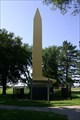 Image for The Golden Spike Monument -- Council Bluffs IA