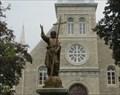 Image for Monument de Saint-François-Xavier - Verchères, Québec