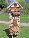 Image for Insect Hotel, Turangi. Waikato. New Zealand.