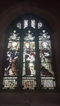 Image for Stained Glass Windows - St Mary - Week St Mary, Cornwall