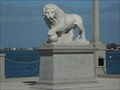 Image for Pair of Lions - St. Augustine, FL