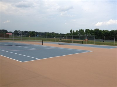 First Pair of Courts, Falmouth, Virginia