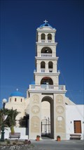 Image for Church of Timiou Stavrou, Perissa, Santorini, Greece