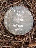 Image for T15S R9E S6 5 1/4 COR - Deschutes County, OR