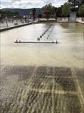 Image for Jets d'eau de l'esplanade du Champ de Mars - Valence, Drôme, Rhône-Alpes, France