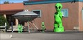 Image for Flying Saucer and Alien Flip Phoner - Roswell, NM