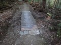 Image for Small bridge - Oakley Corners State Forest, Owego, NY