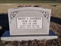 Image for 101 - Daisy I. Sanders - Avilla, MO USA