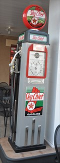 Image for Texaco Sky Chief Gas Pump - Williams, Arizona