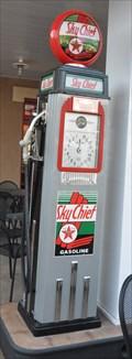 Image for Texaco Sky Chief Gas Pump - Williams, Arizona