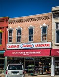 Image for 119 E. Third – Carthage Courthouse Square Historic District – Carthage, Missouri