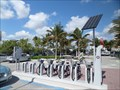 Image for Solar Bicycle Rental Kiosk  -  Ft. Lauderfdale, FL