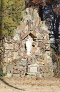 Image for St Scholastica Monastery Grotto -- Fort Smith AR