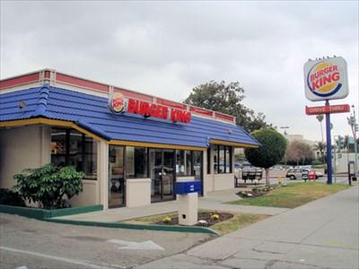 Burger King E Colorado Blvd Pasadena Ca Restaurants On Waymarking