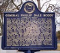Image for General Phillip Dale Roddy - Moulton, AL