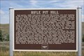 Image for Rifle Pit Hill -- US 26 W of Guernsey WY