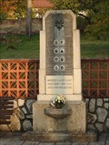 Image for World War I Memorial and Monument - Nikolcice, Czech Republic