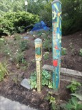 Image for Peace Pole - Children's Story Garden, Binghamton, NY
