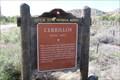 Image for Cerrillos - Cerrillos, New Mexico