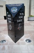 Image for La Mesa Police Memorial  -  La Mesa, CA